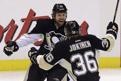 nhl playoffs 2013: pittsburgh penguins eliminate ottawa senators in game 5